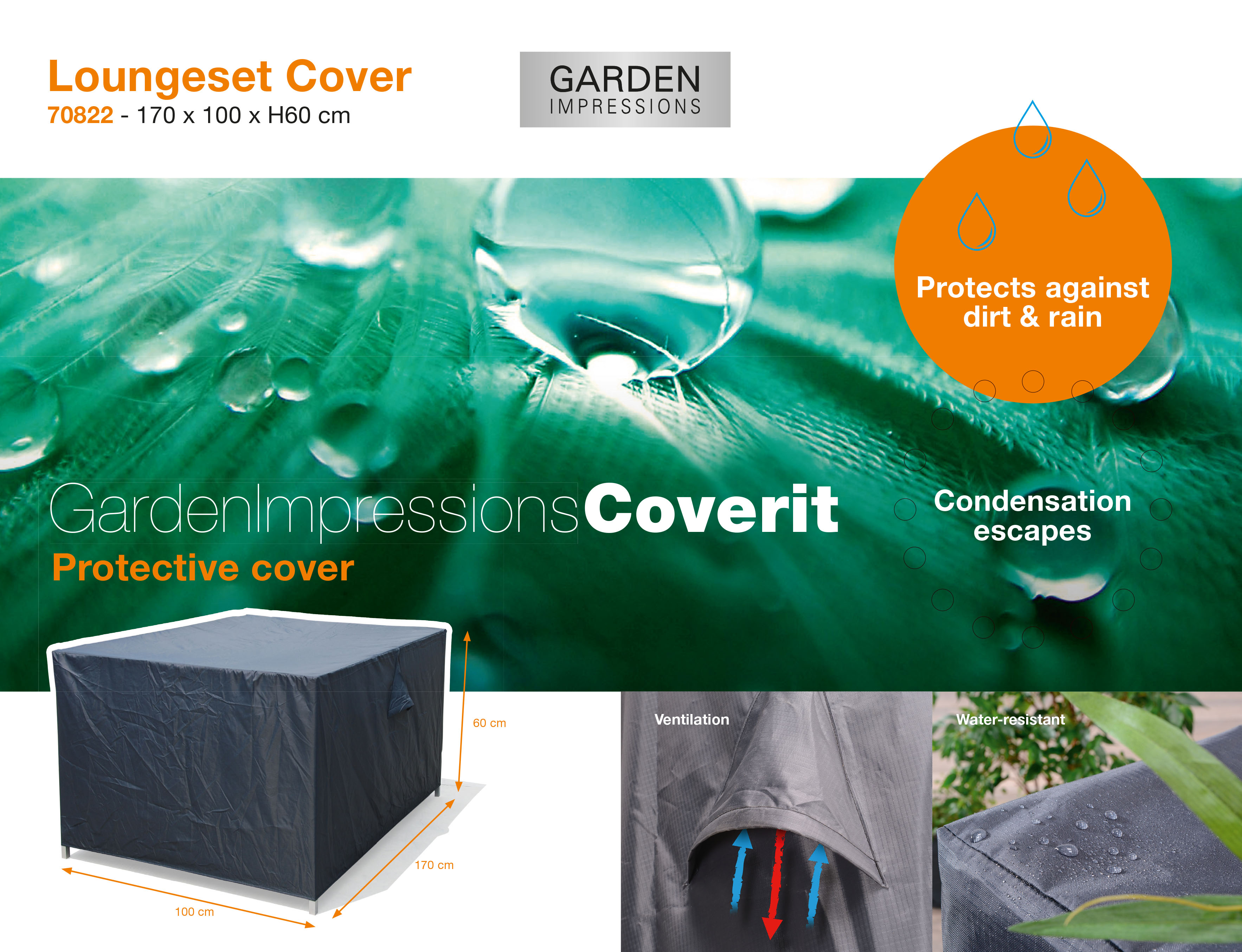 Green Garden Tuinset.Coverit Loungesethoes Garden Impressions