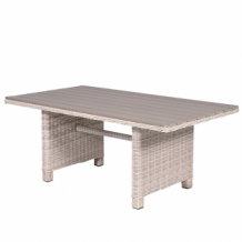 Milwaukee set 4 deling passion willow tafel