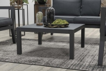 Loungeset Colorado carbon black